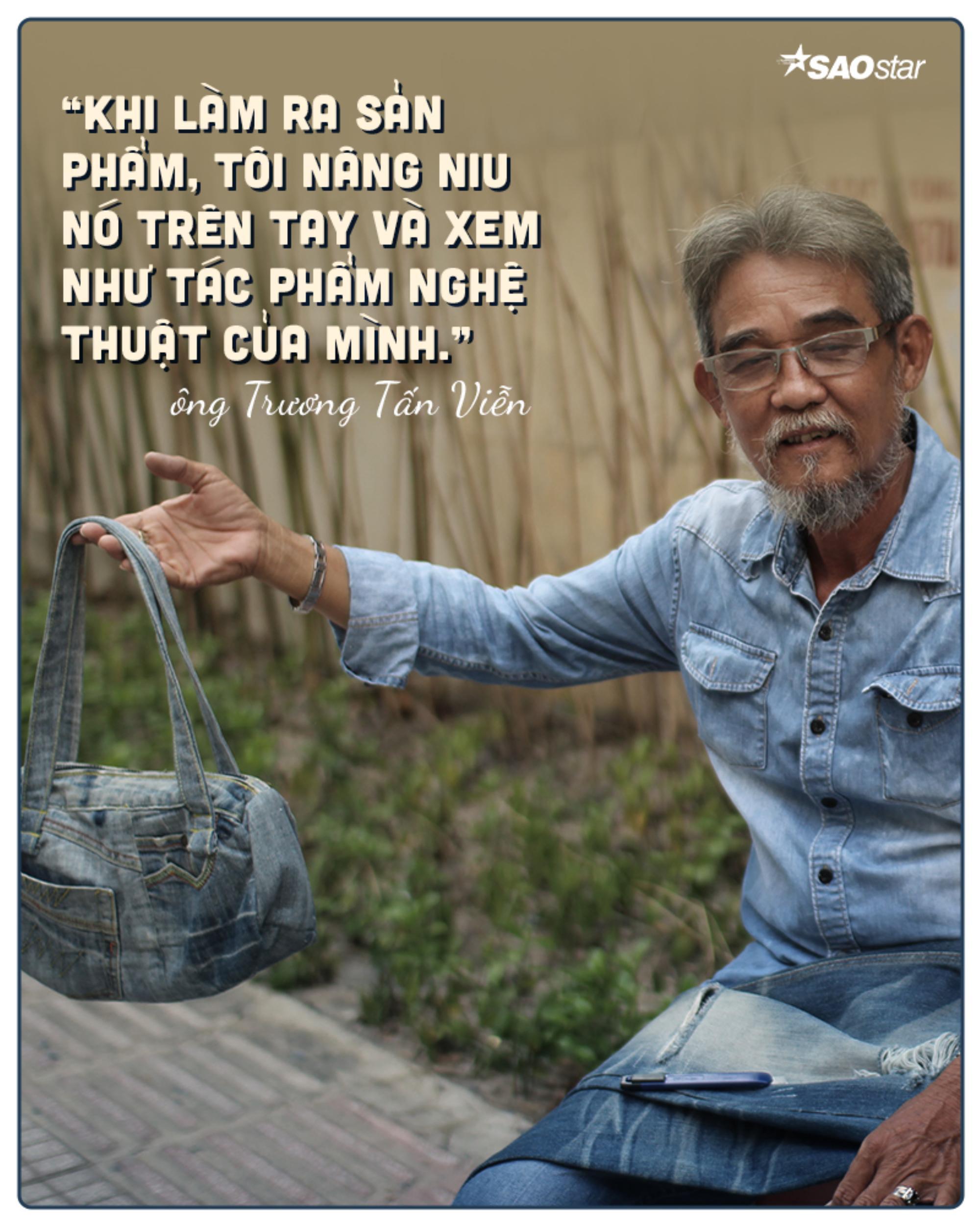 Chuyện nghề buồn vui của người đàn ông 30 năm làm nghề xé quần jean ở Sài Gòn Ảnh 7
