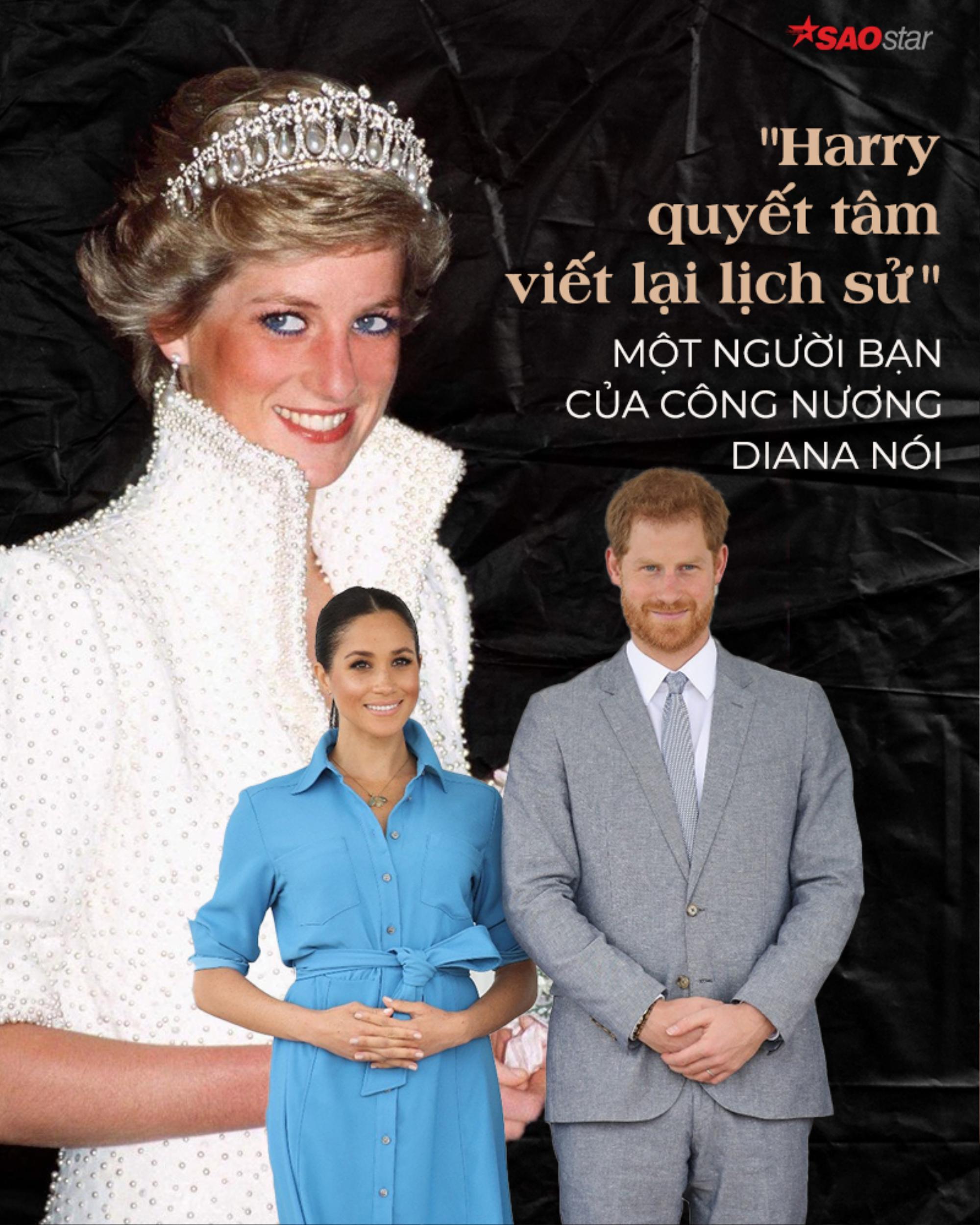 'Linh hồn của Diana đã dẫn lối cho Harry và Meghan rời bỏ Hoàng gia' Ảnh 2
