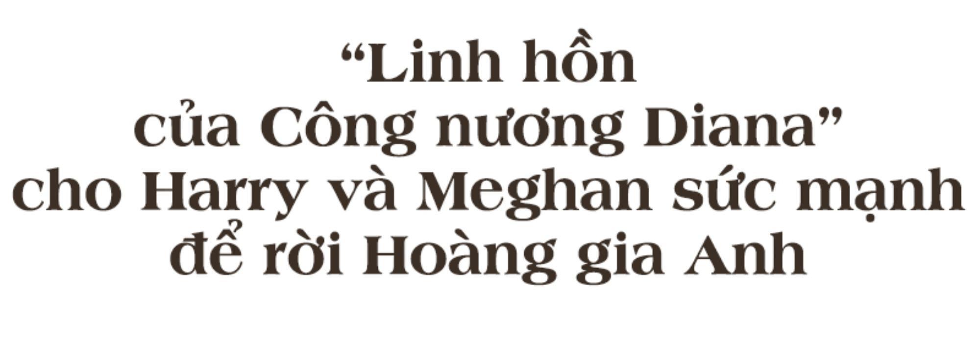 'Linh hồn của Diana đã dẫn lối cho Harry và Meghan rời bỏ Hoàng gia' Ảnh 5