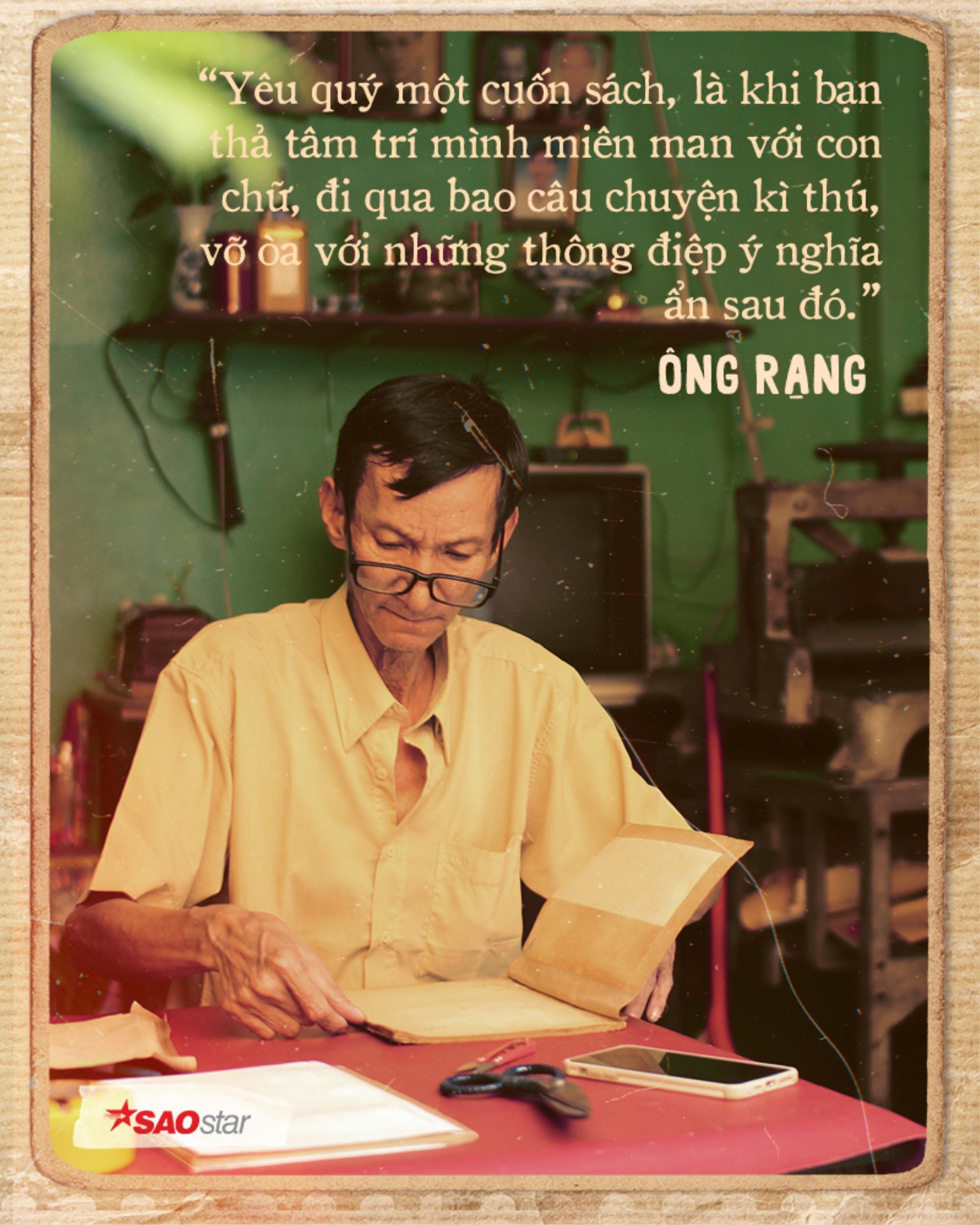 Đôi tay mang 'màu thời gian' của người đàn ông 40 năm làm nghề sửa sách ở Sài Gòn Ảnh 5