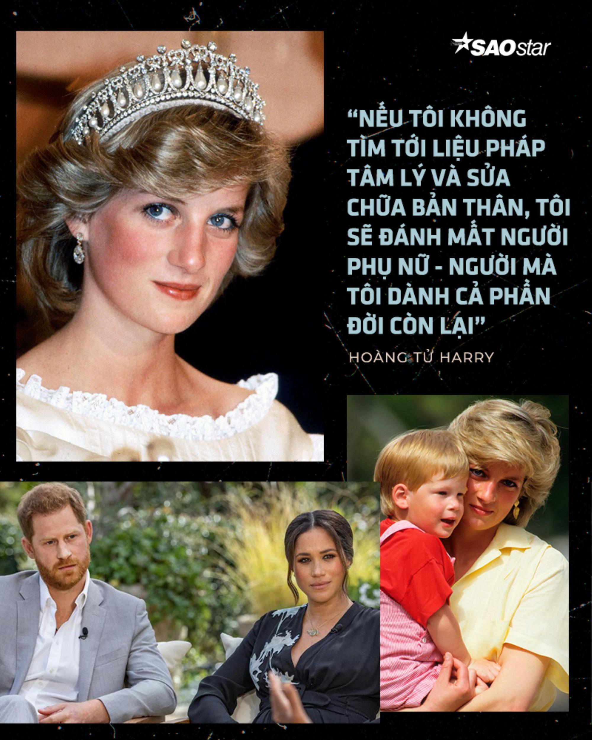 Vết thương lòng của Harry - chàng hoàng tử nổi loạn luôn tìm cách 'vùng vẫy' khỏi hoàng gia Ảnh 4