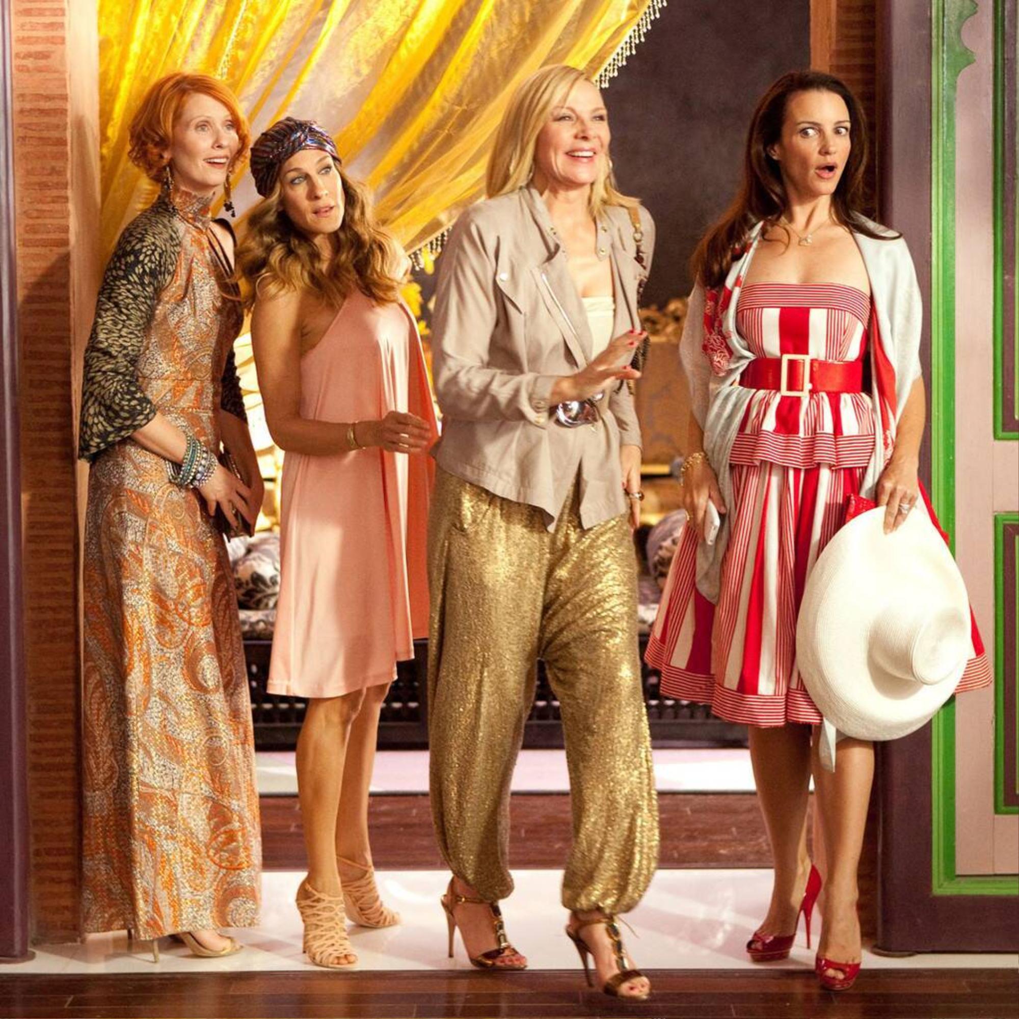 Những bộ phim có thời trang siêu đẹp, liệu đúng với ngoài đời thật? Ảnh 15