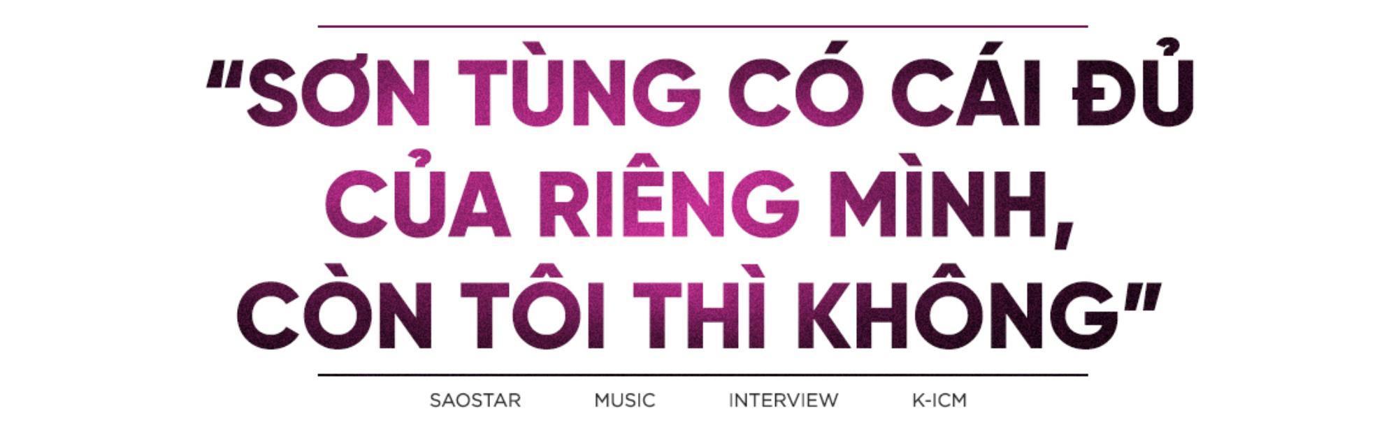 K-ICM: 'Tôi từng khóc lóc, cầu xin mẹ để được làm nhạc'