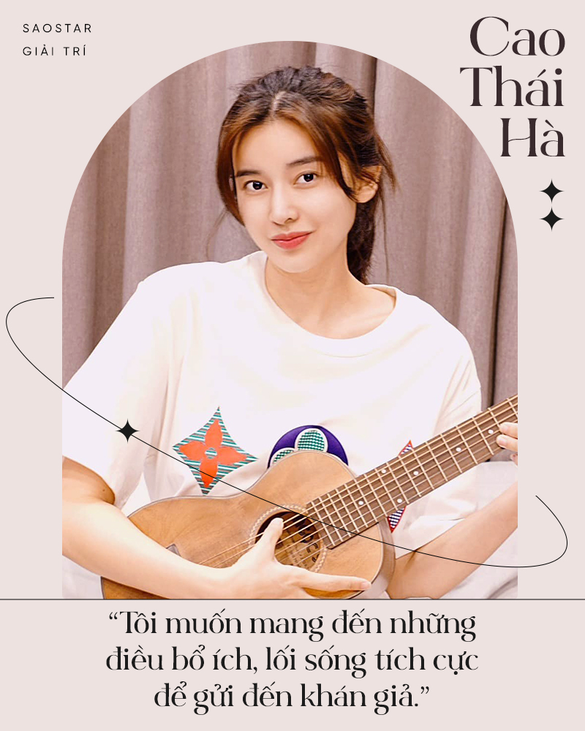 Cao Thái Hà: Chưa từng nghĩ phải vượt qua nỗi đau mất người thân, chọn sống tích cực để đối diện mọi thứ Ảnh 2