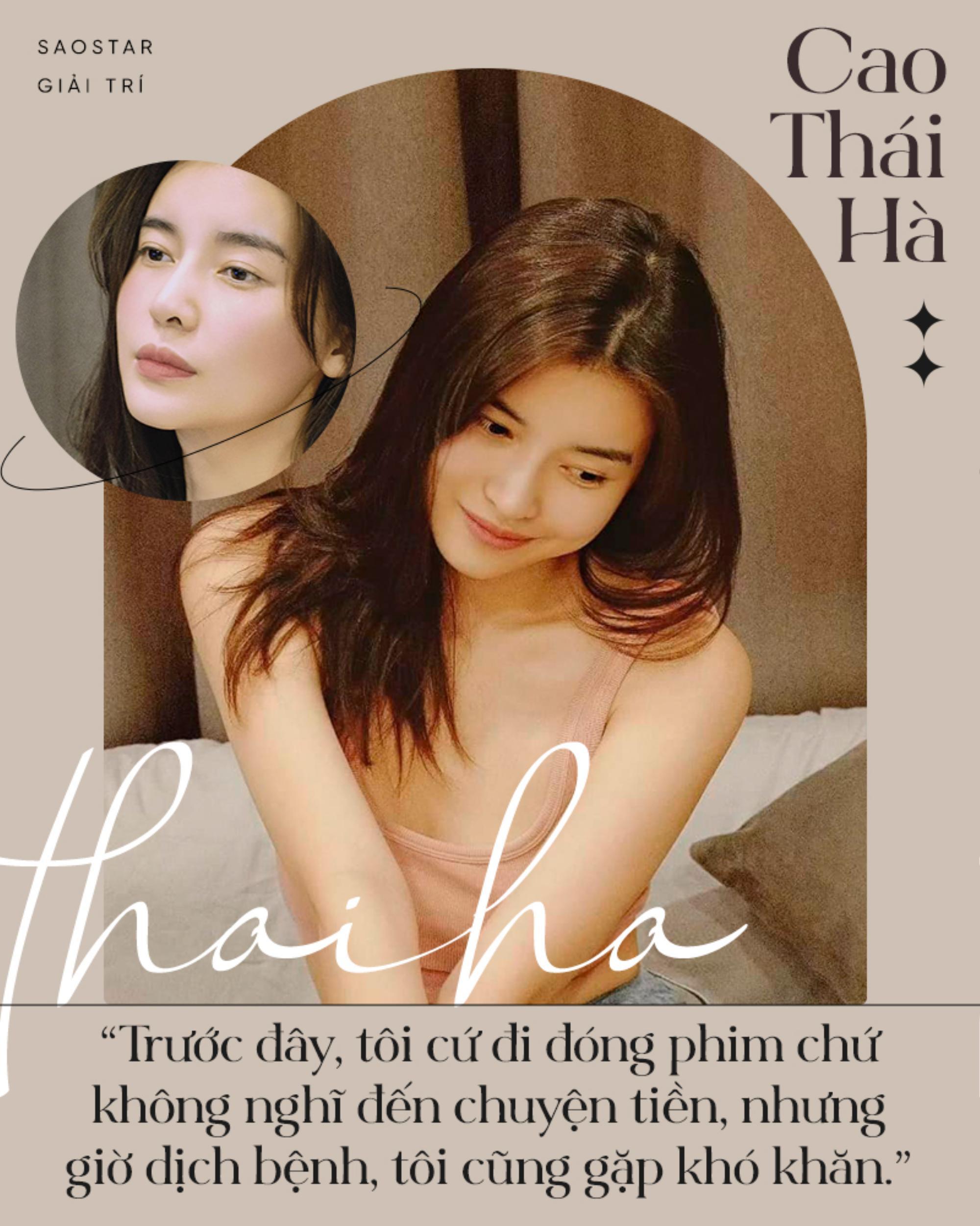 Cao Thái Hà: Chưa từng nghĩ phải vượt qua nỗi đau mất người thân, chọn sống tích cực để đối diện mọi thứ Ảnh 3