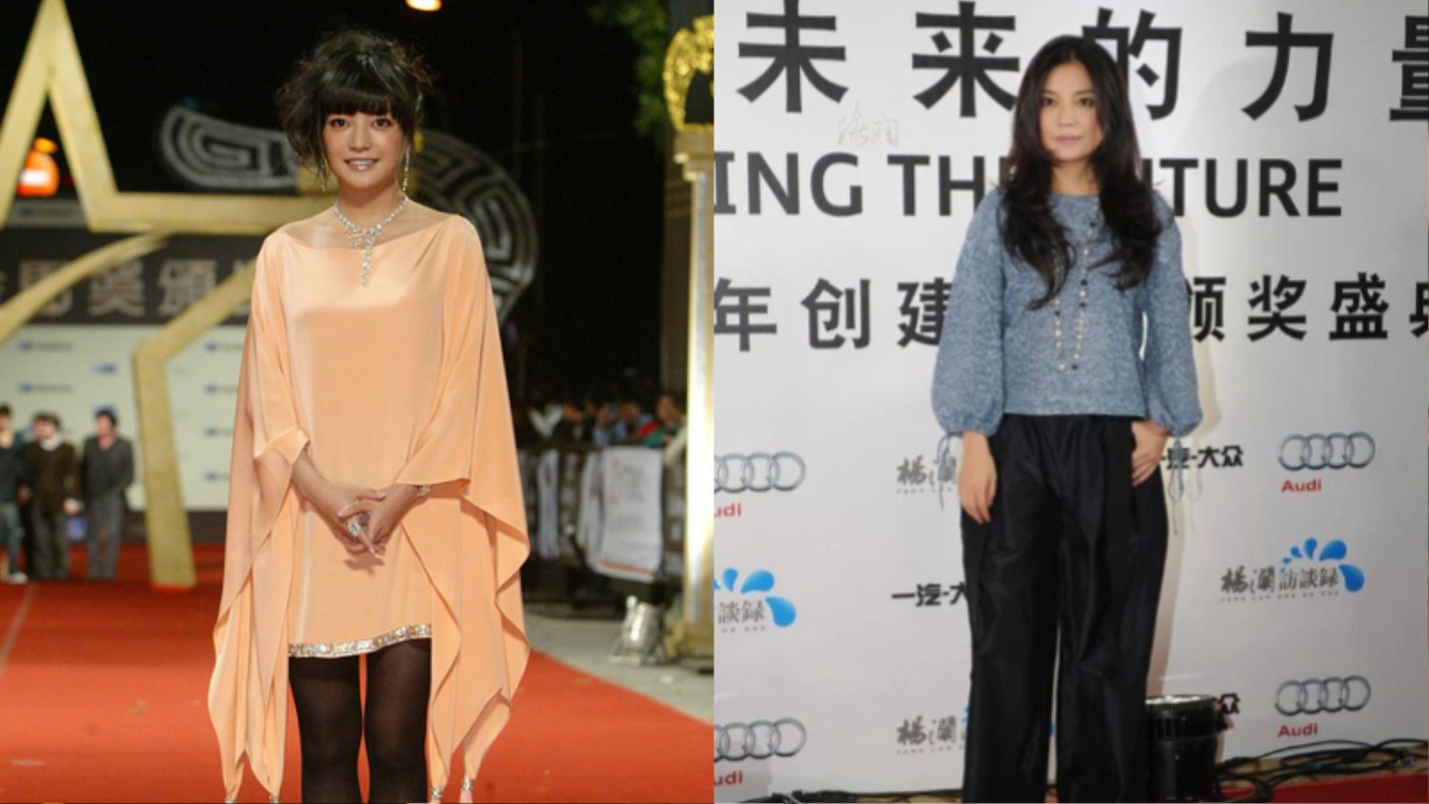 Con đường thời trang 'chông gai' của hai mỹ nhân bị phong sát Triệu Vy & Trịnh Sảng Ảnh 3