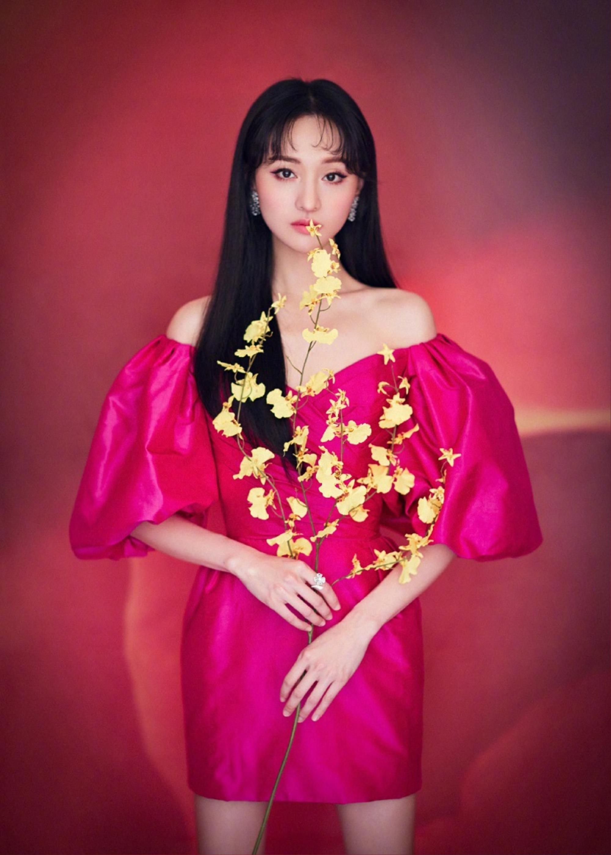 Con đường thời trang 'chông gai' của hai mỹ nhân bị phong sát Triệu Vy & Trịnh Sảng Ảnh 15