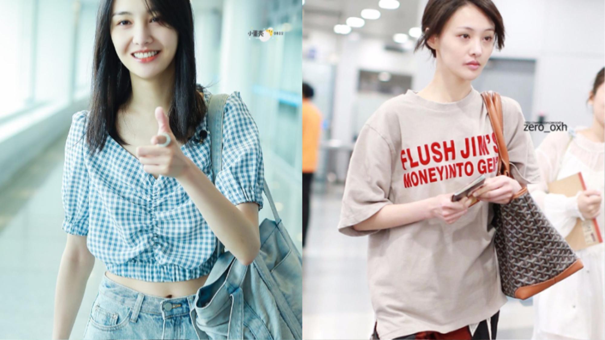 Con đường thời trang 'chông gai' của hai mỹ nhân bị phong sát Triệu Vy & Trịnh Sảng Ảnh 17