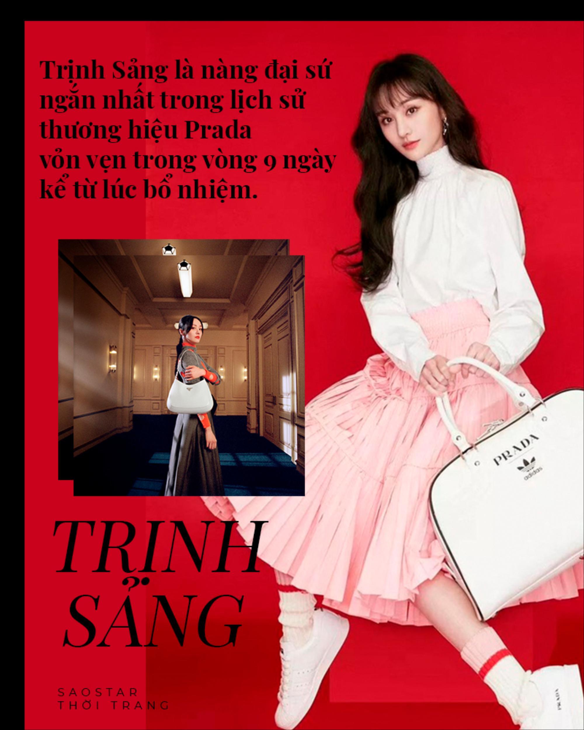 Con đường thời trang 'chông gai' của hai mỹ nhân bị phong sát Triệu Vy & Trịnh Sảng Ảnh 22