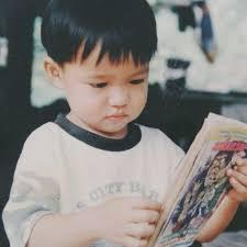 Yoshi lúc còn nhỏ