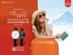Chọn mặt gửi vàng thương hiệu đồng hồ Swiss Made phù hợp phong cách cá nhân ảnh 5