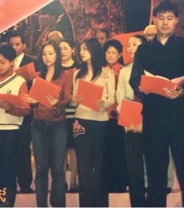 Loạt ảnh thời niên thiếu của sao nữ Trung Quốc: Phạm Băng Băng, Dương Mịch, Triệu Lệ Dĩnh và Lưu Diệc Phi ảnh 6