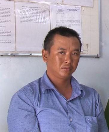 Trương Công Bằng - đối tượngđâm chủ nhà trọ tử vong rồi cướp tài sản. (Ảnh: Thanh Niên).