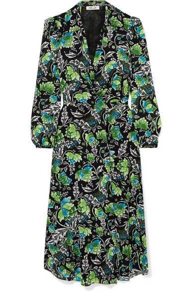 Thiết kế này của Diane von Furstenberg rất hợp với những quý cô U35, và bạn cần tiêu tốn 500$ - 11,5 triệu đồng để có được nó.