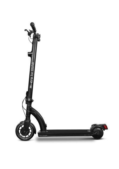 Chiếc scooter của BMW có trọng lượng 9 kg.