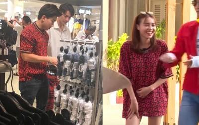 Mới đây, Lan Ngọc, Chi Dân lần nữa khiến dân tình dậy lên nghi vấn cả hai đang hẹn hò khi hình ảnh hai người mặc cùng một chiếc áo giống nhau được đăng tải, dù rằng đây là hai thời điểm khác nhau, trong hai trường hợp khác nhau.