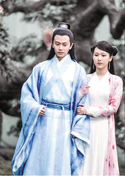 Những mỹ nhân họ Bạch xinh đẹp rung động lòng người trong phim truyền hình Trung Quốc ảnh 27