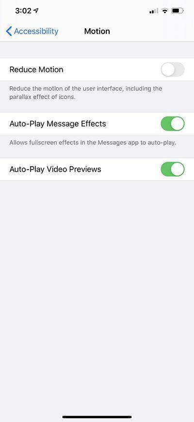 Cách tắt bỏ chế độ tự động chạy video gây khó chịu trên iPhone ảnh 0