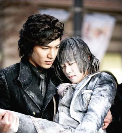 Gu Jun Pyo (Lee Min Ho) kết hợp cùng Gem Jan Di (Goo Hye Sun)