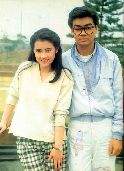 Lam Khiết Anh và Lưu Thanh Vân trong phim