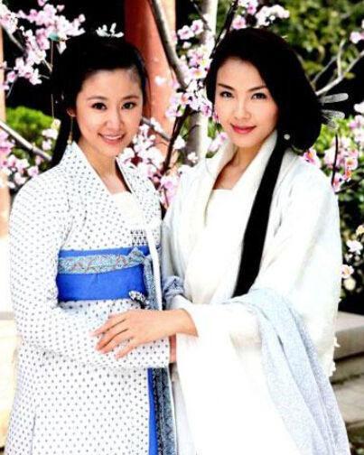 Lâm Tâm Như và Lưu Đào trong Khuynh thế Hoàng Phi.