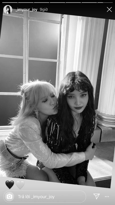 Joy đăng ảnh Wendy cùng caption nhớ mong khiến Knet không khỏi cảm động ảnh 3