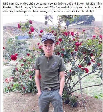 Chủ nhân của cây hoa hồng cổ bị mất cắp - Hà Văn Lương