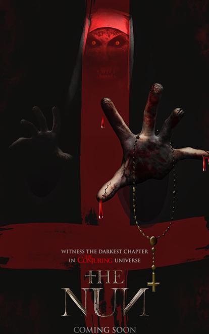 The Nun  Ác quỷ ma sơ 2: Liệu còn đánh đổi nội dung để mang lại sự ghê rợn, máu me thừa thãi? ảnh 3
