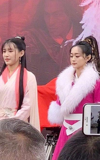 Thiên Long bát bộ 2019 khai máy, tạo hình nhân vật gây tranh cãi, nặng nhất là Đoàn Dự ảnh 5