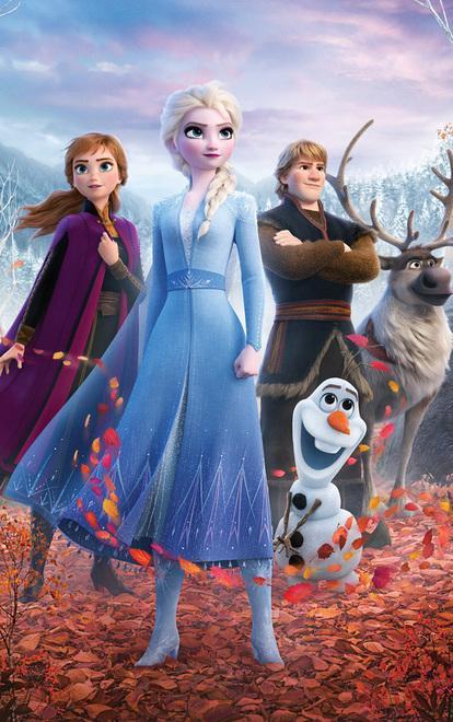 'Frozen 2' tiếp tục dẫn đầu BXH doanh thu (29/11-1/12), 'Knives Out' vượt xa kỳ vọng! ảnh 0