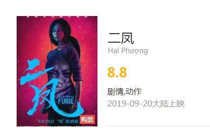 Hai Phượng đạt doanh thu khả quan tại đất khách, báo chí  khán giả lẫn nhà phê bình Trung Quốc ngợi khen ảnh 2