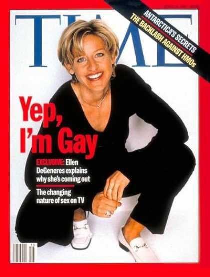 Nữ MC đồng tính thành danh nhất thế giới Ellen DeGeneres: Từng làm đủ nghề để kiếm sống, bị cha dượng lạm dụng tình dục ảnh 4