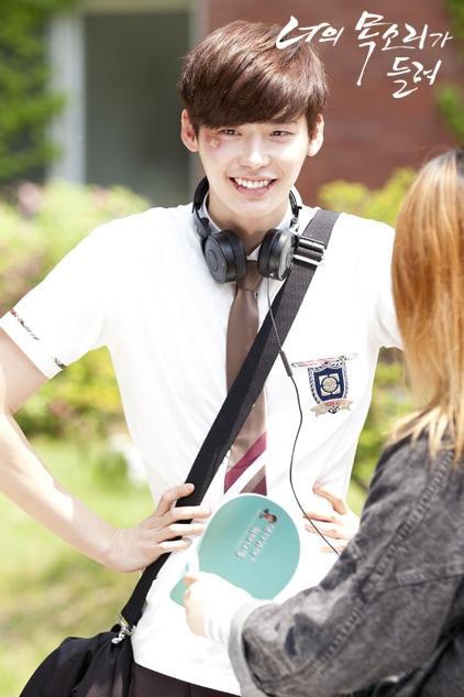 Danh sách phim mà Lee Jong Suk mặc đồng phục học sinh: Vai nào cũng đẹp! ảnh 6