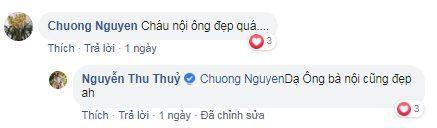 """Dù Henry không phải cháu nội ruột nhưng bố Kin Nguyễn vẫn không ngần ngại gọi cậu bé là """"cháu nội"""" của mình"""