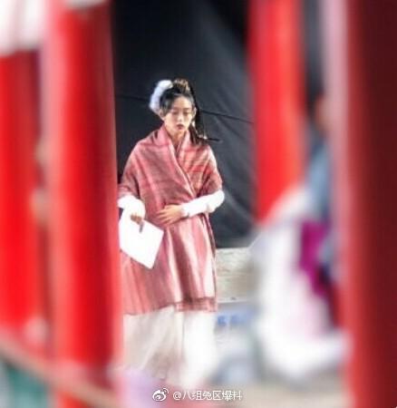 Mai Tần  Hà Hoằng San của Hậu cung Như Ý truyện bị ngựa hất văng xuống đất, bất tỉnh ngay tại chỗ ảnh 3