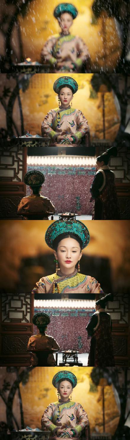 Lâm Tâm Như muốn bỏ phim Hậu cung Như Ý truyện vì chồng mình  Càn Long Hoắc Kiến Hoa ảnh 1