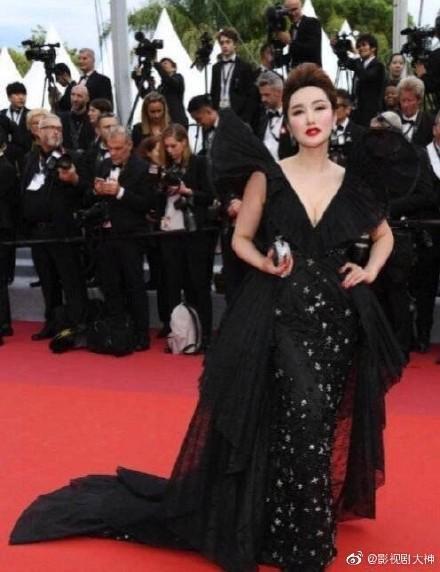 Thảm họa thảm đỏ đến từ Trung Quốc liên tục xuất hiện tại LHP Cannes 2019 ảnh 9