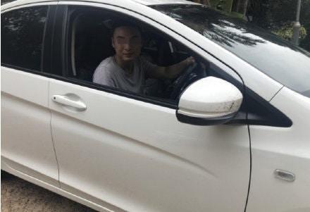 Anh Yu Xiaodong, chồng của chị Wang.