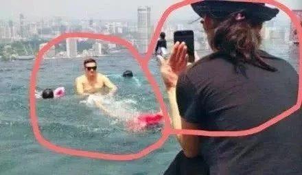 Trương Bá Chi xuất hiện bên cạnh người đàn ông lạ mặt tại Singapore, nghi ngờ là cha của đứa con thứ ba ảnh 8