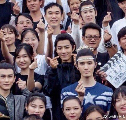 Eo của Tiêu Chiến trở thành đề tài nóng hổi của hội chị em trên Weibo ảnh 6