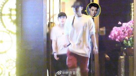 Hoàng Tử Thao tức giận khi bị chụp lén: Chỉ là anh chị em đi ra ngoài chơi ảnh 5