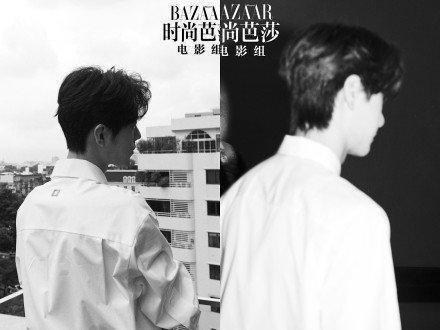 Fan-meeting Trần tình lệnh: Tiêu Chiến, Vương Nhất Bác cùng diện áo sơ-mi trắng chuẩn soái ca ảnh 6