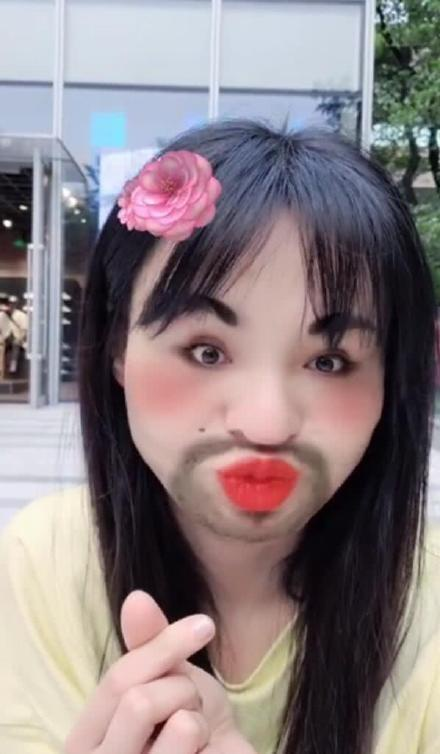 Vẻ đẹp thực sự của Trịnh Sảng dưới ống kính của người qua đường khi ngồi ngoài lề đường chụp ảnh selfie ảnh 7