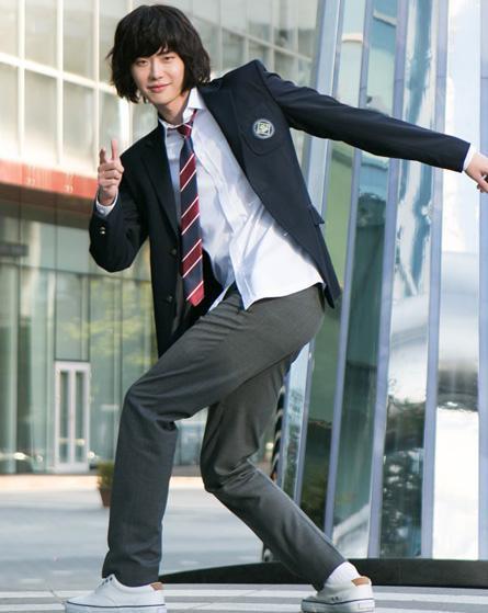 Danh sách phim mà Lee Jong Suk mặc đồng phục học sinh: Vai nào cũng đẹp! ảnh 13