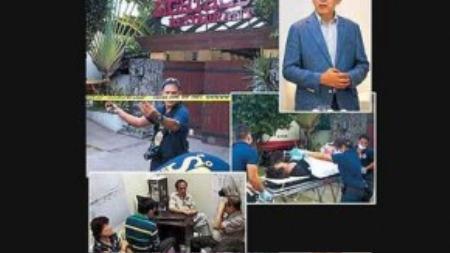 Người phát ngôn của Đại sứ quán Trung Quốc tại Manila cho biết chưa thể đưa ra bình luận về vụ việc. Ảnh: PHILSTAR
