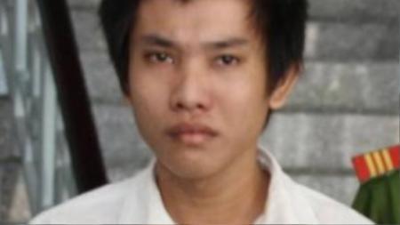 Võ Thành Trung nhận mức án 8 năm tù về tội hiếp dâm.