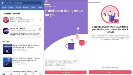 Bà mối' Facebook Dating chính thức cập bến Việt Nam, đây là
