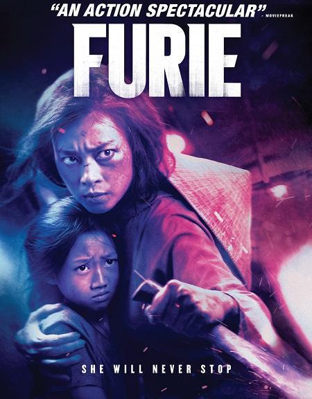 Hai Phượng được xuất hiện trên Netflix với tên Furie