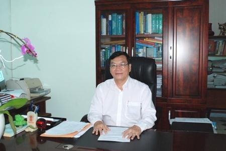 TS Trần Minh Hùng, Hiệu trưởng Trường ĐH Đồng Nai