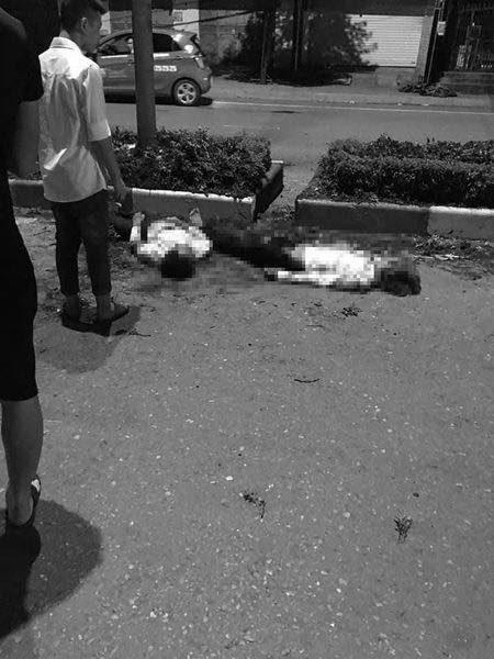 5 sinh viênCao đẳng Thương mại Thái Nguyên thương vong do tai nạn giao thông